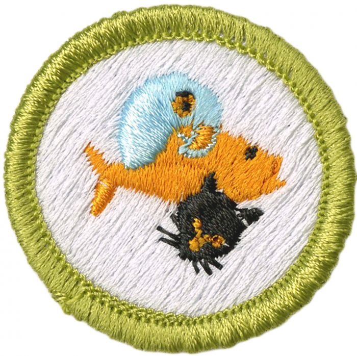 Pets Merit Badge